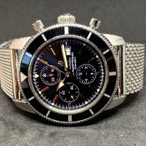 Breitling A13320 Steel 2010 Superocean Héritage Chronograph 46mm pre-owned United States of America, Ohio, Massillon