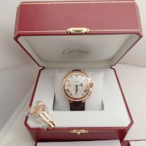 Cartier new Automatic Only Original Parts 44mm Rose gold