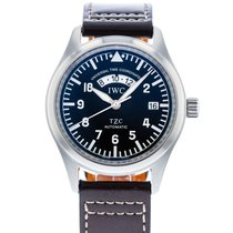 IWC Pilot Spitfire UTC Steel 39mm Black United States of America, Georgia, Atlanta