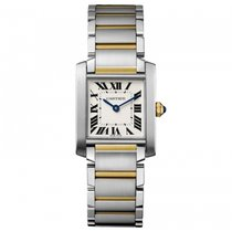 Cartier new Quartz 30mm Sapphire crystal