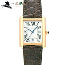 Cartier Tank Solo W5200026 pre-owned