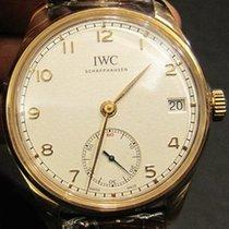 IWC, Portugieser Handauf. 8 Tage Ref. IW510204