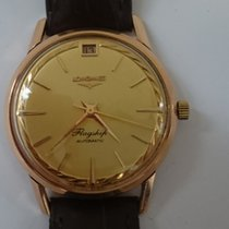Longines Yellow gold Automatic 2507 pre-owned