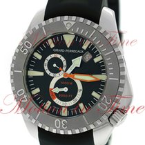 Girard Perregaux Sea Hawk new Automatic Watch with original box and original papers 49950-11-633-FK6A