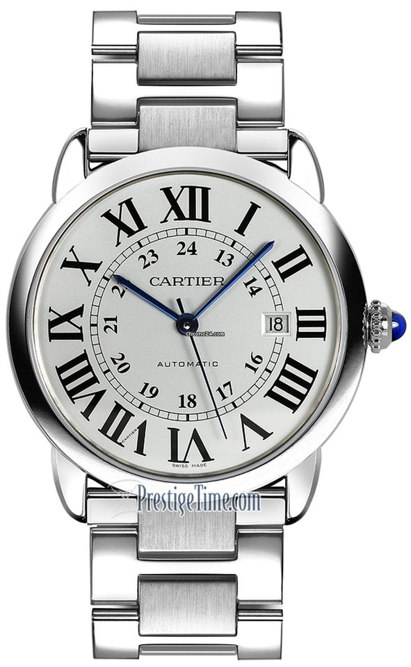 Cartier Ronde Solo de Cartier W6701011 2021 new