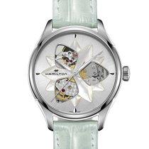 Hamilton Ladies H32115891 Jazzmaster Open Heart Auto Watch