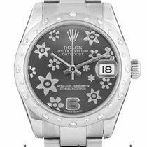 Rolex Datejust 31 Steel & Gold 178344 (Rolex Serviced 2017)