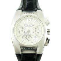 Bulgari Ergon Chronograph Stainless Steel Watch Eg35sch