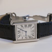 Cartier Tank Solo Ladies with box and papers