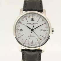 Baume & Mercier Classima Executive GMT NEW complete with...
