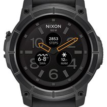 Nixon Mission , 48 mm All Black
