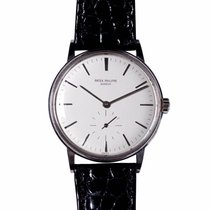 Patek Philippe White Gold Watch 1967 Ref. 3425