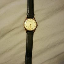 Vulcain Rare Vintage Vulcain Grand Prix Wind-up 17 Jewels Watch