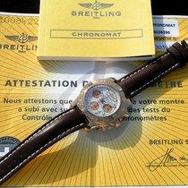 Breitling CHRONOMAT 41 HB0140 MOP 750 18K