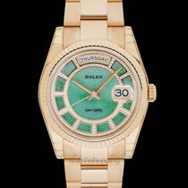 Rolex Day-Date 36 Yellow gold United States of America, California, San Mateo
