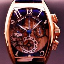 Franck Muller Grand Date Yellow Gold 8083