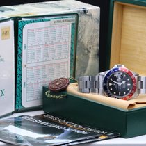 Rolex GMT-Master 16750 Glossy Dial 1986 Full Set