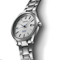 Seiko 40,7mm Automatic 2018 new Presage White