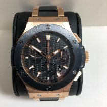 Hublot Big Bang 44 mm pre-owned 44mm Rose gold