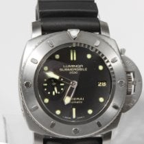 Panerai Special Editions Titanium 47mm Black No numerals United States of America, California, Los Angeles