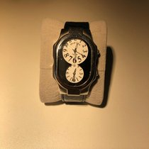 Philip Stein Aluminum Quartz 2004421 pre-owned