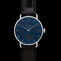 NOMOS Metro Neomatik new Automatic Watch with original box and original papers 1110