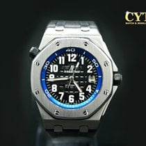 Audemars Piguet Steel 42mm Automatic 15701ST.OO.D002CA.02 pre-owned Malaysia, Kuala Lumpur