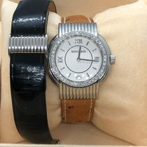 Boucheron Steel 35mm Quartz Reflet pre-owned