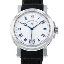 Breguet Steel 39mm Automatic 5817ST pre-owned United Kingdom, London
