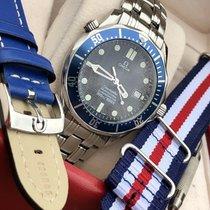 Omega Seamaster Professional 300m James Bond 007 watch + Box