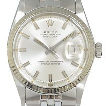 Rolex 1601 Steel 1973 Datejust 36mm pre-owned United Kingdom, London