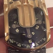 Urwerk Rose gold 36mm Manual winding 103.09 new