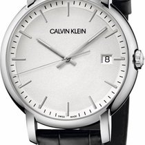 ck Calvin Klein Ατσάλι 43mm Χαλαζίας K9H211C6 καινούριο