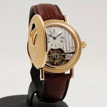 Breguet Classique Complications Ouro rosa 41mm Prata Romanos