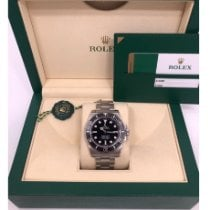 Rolex Submariner (No Date) Steel 40mm Black No numerals United States of America, Illinois, Springfield