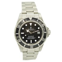 Rolex 16600 Steel 2005 Sea-Dweller 4000 40mm pre-owned United States of America, New York, New York