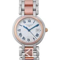 Longines PrimaLuna new Quartz Watch with original box and original papers L81125786