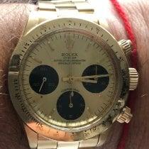 Rolex 6265/8 Gelbgold 1977 Daytona gebraucht
