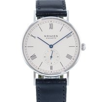 NOMOS 234 Steel 2010 Ludwig 38 37.5mm pre-owned United States of America, Georgia, Atlanta