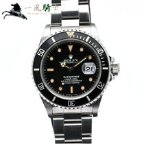 Rolex Submariner Date 16610 1987 pre-owned