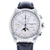 Baume & Mercier Clifton M0A10278 2010 pre-owned