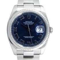Rolex Datejust 36mm Blue Roman numerals United States of America, Missouri, BRANSON
