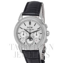 Patek Philippe Perpetual Calendar Chronograph 5270G 2012 pre-owned