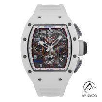 Richard Mille RM 011 RM011 Unworn Carbon 50mm Automatic