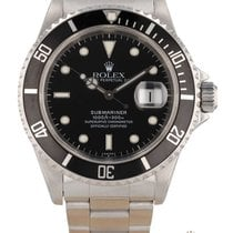 Rolex Submariner Date 16610 1997 pre-owned