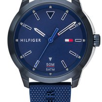 Tommy Hilfiger Steel 44mm Quartz 1791621 new