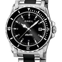 Breil Steel 41mm Quartz new