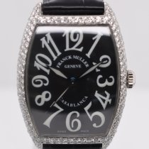 Franck Muller Casablanca Steel 31mm Black United States of America, New York, New York