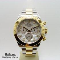 Rolex Золото/Cталь 40mm Автоподзавод 116523 подержанные
