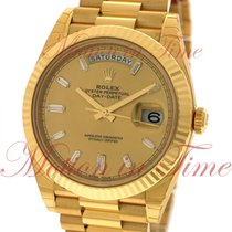 Rolex Day-Date 40 228238 chbdp pre-owned